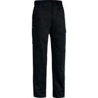 Bisley Cool Lightweight Mens Utility Pant Black