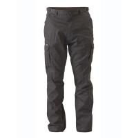 102R BLACK Bisley Workwear 8 Pocket Mens Cargo Pant (BPC6007)