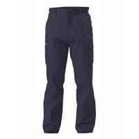 102R NAVY Bisley Workwear 8 Pocket Mens Cargo Pant (BPC6007)