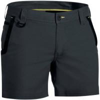 Bisley Flex & Move Short Short Charcoal