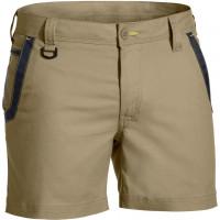 Bisley Flex & Move Short Short Khaki
