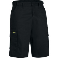Bisley Original 8 Pocket Mens Cargo Short Black
