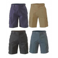 Bisley Workwear 8 Pocket Mens Cargo Shorts (BSHC1007)