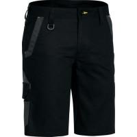 Bisley Flex & Move Stretch Short Black