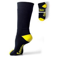Bisley (3 pack) 11+ Navy Work Socks Anti Bacterial (BSX7210)