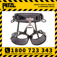 Petzl Falcon Mountain Seat Harness Size 1, 2 (C038CA)