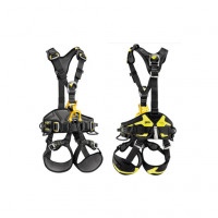 Petzl Astro Bod Fast Harness European Version Size 0 (S/M) (C083AA00)