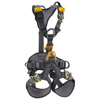 Petzl Astro Bod Fast Harness International Version Size 0 (S/M) (C083BA00)