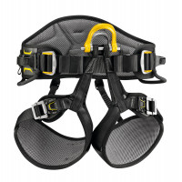 Petzl Astro Sit Fast Rope Access Harness Size 0, 1, 2 Family