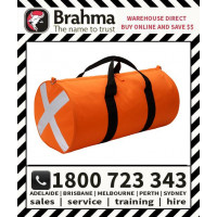 Brahma Caribee Century Hivis Round Cylinder Sports Gear Bag Reflective Tape (5800)