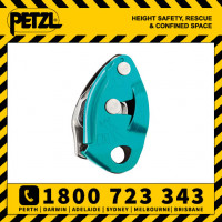 Petzl Grigri 2 Belay Device Assisted Braking 8.9-11mm Rope Blue (D14)