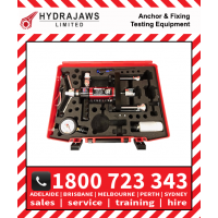 Hydrajaws Model 2000 DELUXE Export Tester Kit with Analogue Gauge (CS2000DLXEXP)