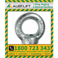 20mm, Eye Nut With Collar, DIN582, Metric Threads WLL 1.2T