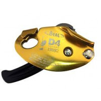 ISC D4 BEAL Descender rated 240kg