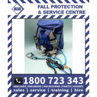 IKAR 15m ROPEVAC emergency rope evacuation system