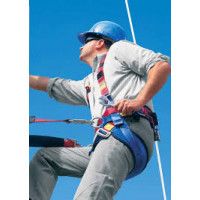 Honeywell Miller Polyester Large Tower Worker Harness Large (TOWERWORKER-L)