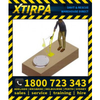 XTIRPA Ratchet Manhole Cover Ergonomic Lifter (XTIN2071)