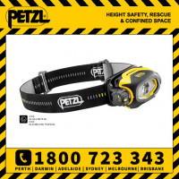 Petzl Pixa 2 Headlamp for use in ATEX explosive environments (E78BHB2)
