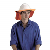 Elliotts Detachable Hard Hat Brim