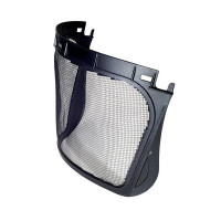(Pack of 10) 3M Mesh Face Shield Plastic (5B)