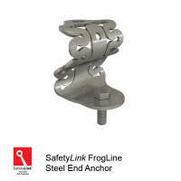 FrogLine Steel Mounted End Anchor (STAT.FROGSTE002)