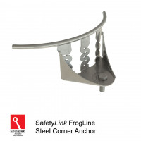 FrogLine Steel Mounted Corner Anchor (STAT.FROGSTE003)