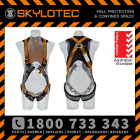 Skylotec ARG 31 SKYFIZZ Lifter Clicker Harness