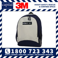 3M Harness Storage Backpack- HTCH Branded