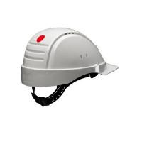 3M White Helmet Uvicator Ratchet (G2000NUV-VI)