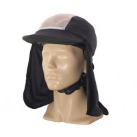 Uveto NAVY Micro Mesh Gobi Over Hat Helmet Add-on