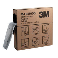 3M (Box of 3) General Purpose Sorbent Folded (M-FL550DD)