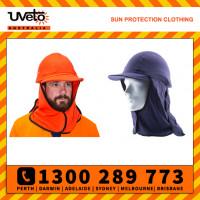 Uveto 100% Cotton Gola Over Hat Sun Cap Helmet Add-On (GLC)