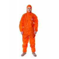 3XL Protective Coverall Orange 3M (4515)s