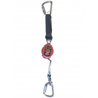 2m Honeywell Miller Turbolite Edge with Triple Action Karabiners