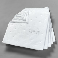 3M (50 pads) Oil & Petroleum High Performance Sorbent Pad (HP255)