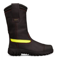 Oliver 300mm Pull On Structural Firefighter Boot (66-496)