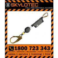 Skylotec Peanut I SINGLE LEG Retractable Shock Absorbing Lanyard 1.8m Length