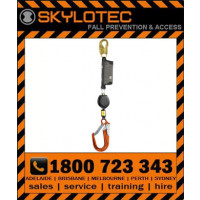 Skylotec Peanut I SINGLE LEG Retractable Shock Absorbing Lanyard