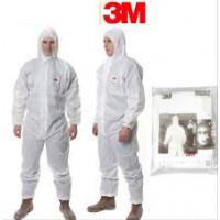 L Protective Coverall White 3M (4515)