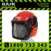 KASK HP+ Mesh Full Visor Kit (VKA-FCMS)