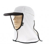 Uveto White Kalahari Hat Micro Mesh (KHMWT)