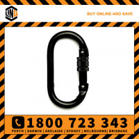 LINQ 25kN Screw Gate Karabiner Steel Alloy 18mm (KSGSA)