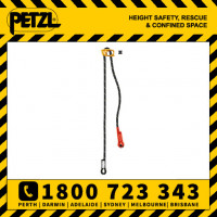Petzl Progress Adjust-I Adjustable Progression Lanyard Cowtails (L44IR)