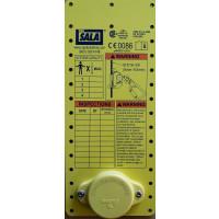 3M Order Code 70007470266 LAD-SAF PLATE INSTRUCT (6100252) 06511