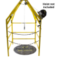 Pelsue LifeGuard System Confined Space Entry System