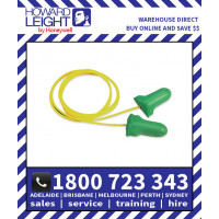 Howard Leight Max Lite LPF-30 Corded Earplug (100pk)