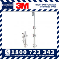 DBI Sala Lad-Saf Galvanised LS-B Bolt On Lad-Safe Fixed Ladder System (LS-B)