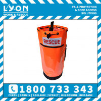 Lyon Hi-Visibility Rescue Rope Bag
