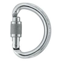 Petzl OMNI Semi-Circle Screw-Lock Carabiner (M37SL)