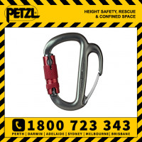 Petzl Freino Carabiner With Friction Spur For Descenders (M42)